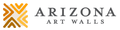 Arizona Art Walls logo